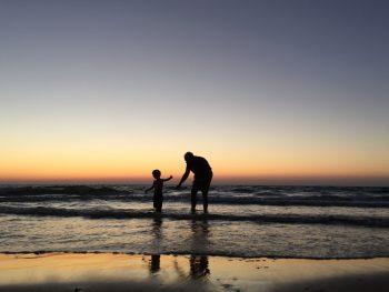 Es importante mantener los lazos de conexión con nuestros hijos desde el amor y el respeto.
